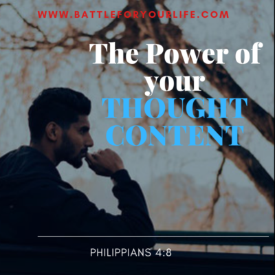 The Power of Your Thought Content