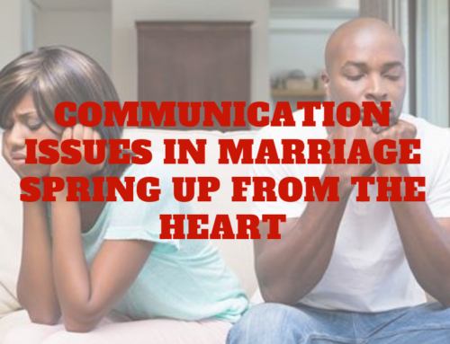 Communication Issues in Marriage