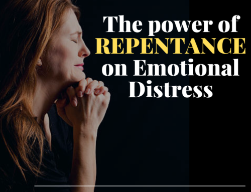 The Power of Repentance on Emotional Distress