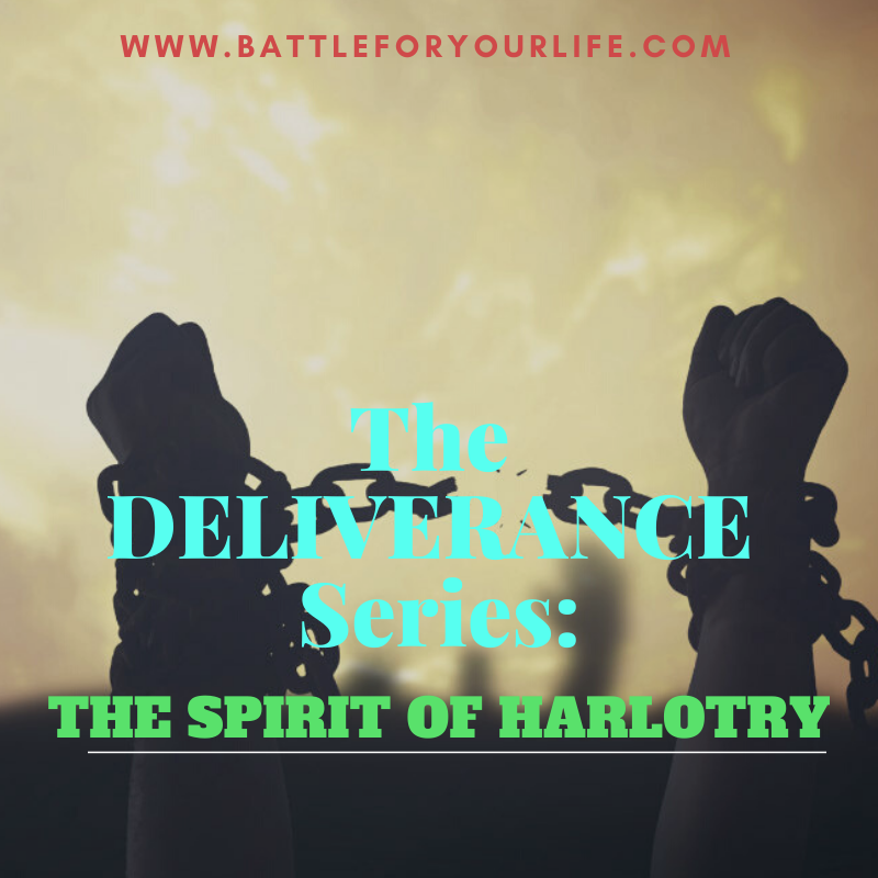 spirit of harlotry