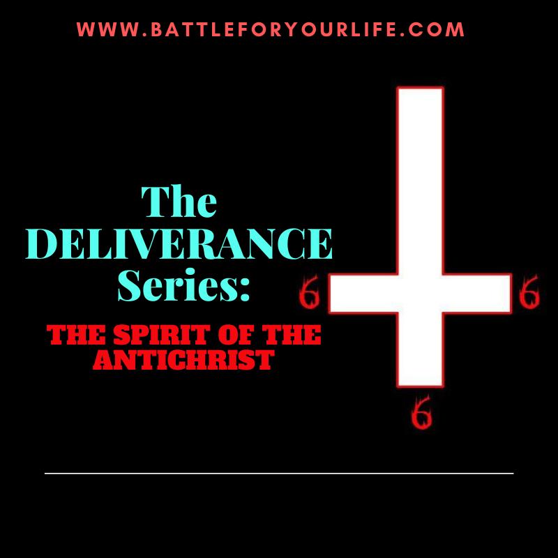 Spirit of the Antichrist