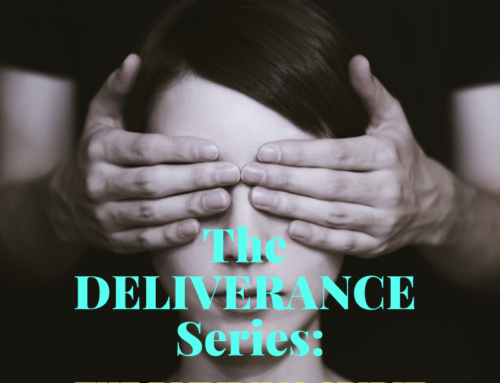 The Deliverance Series 12 – a Blinding Spirit