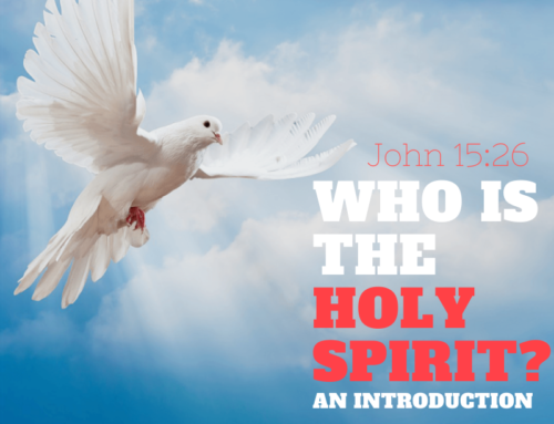 Who is the Holy Spirit: The Introduction to The Holy Spirit