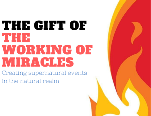 The Gift of Working of Miracles