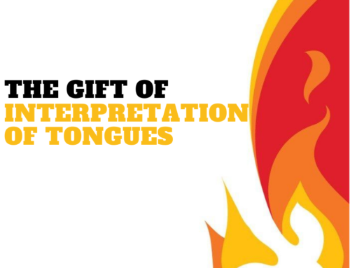 The Gift of the Interpretation of Tongues
