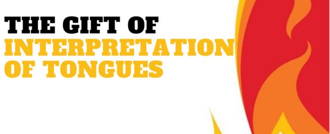 interpretation of tongues